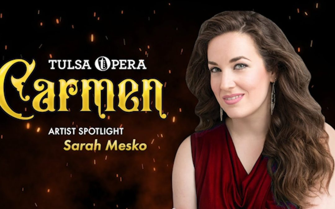 Sarah Mesko as Carmen